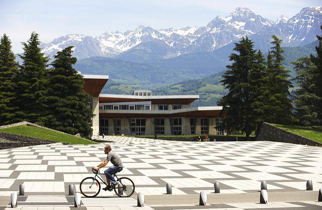 Campus sur Grenoble