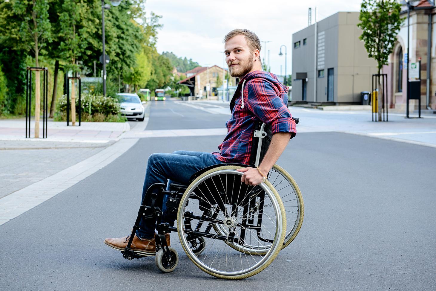 Vous êtes en situation de handicap