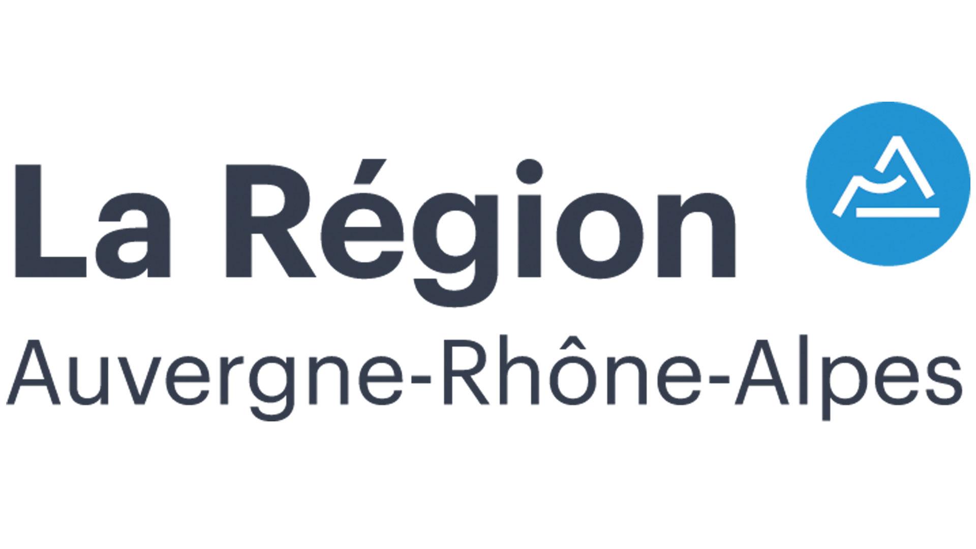 Logo de la région Auvergne Rhône-Alpes