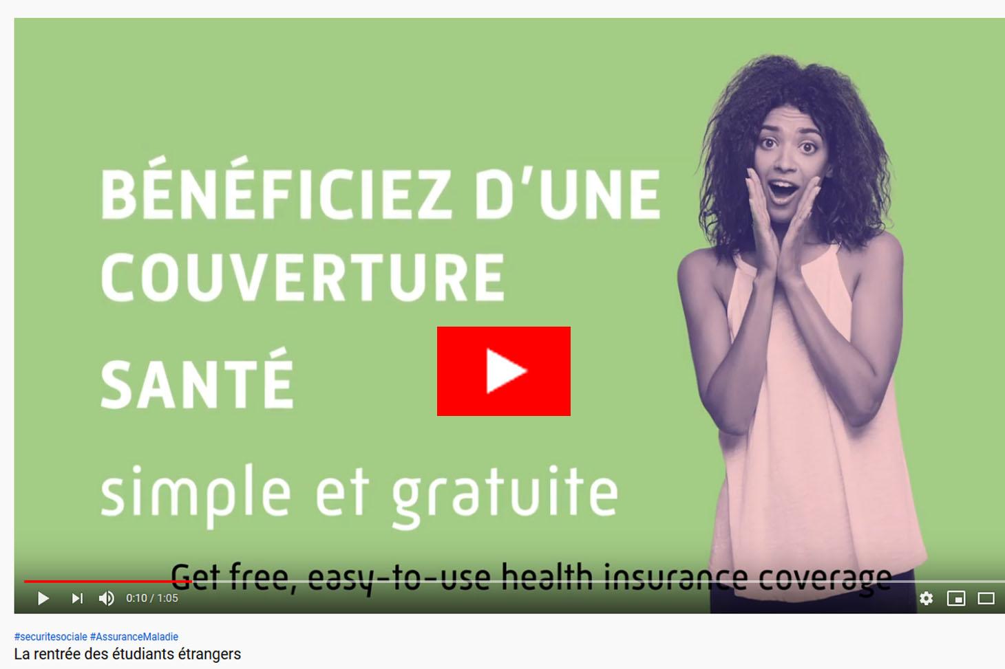 Vidéo assurance maladie